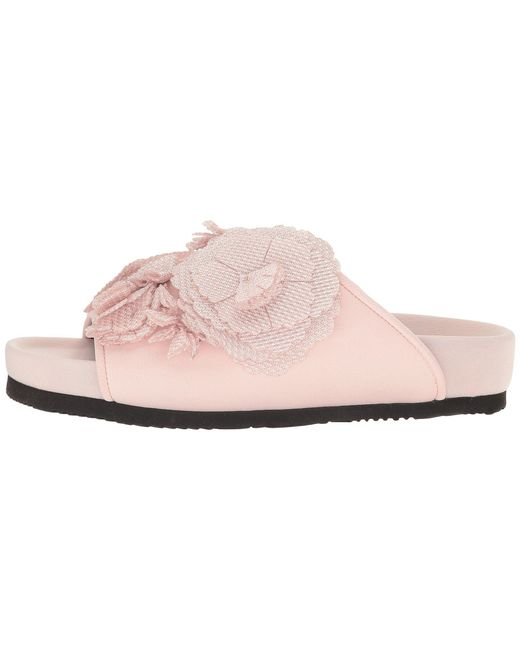 Suecomma Bonnie Flower Detailed Flat Sandal XGNMt01tqK