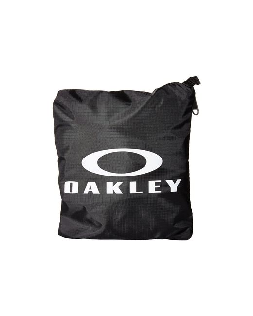 fb1d2186a7 ... Oakley - Black Packable Duffel for Men - Lyst ...