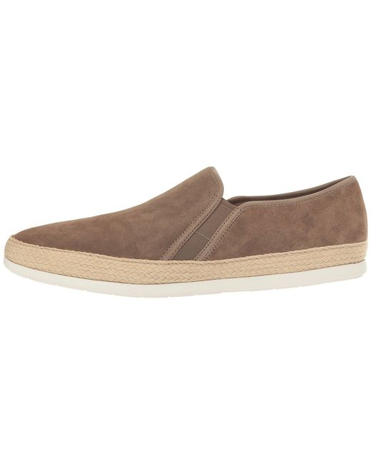 ... Vince | Multicolor Chalmers-2 Suede Slip On for Men | Lyst ...