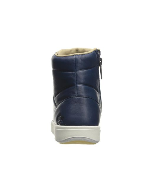 9ca44fce5ab6 ... Lacoste - Blue Explorateur Calf 316 1 Caw Fashion Sneaker - Lyst ...