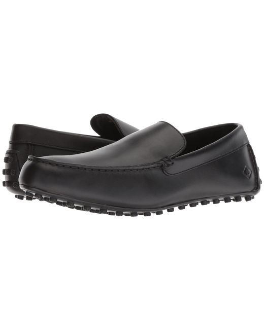 32f6a185d30 Lyst - Sperry Top-Sider Hamilton Ii Venetian in Black for Men - Save 25%