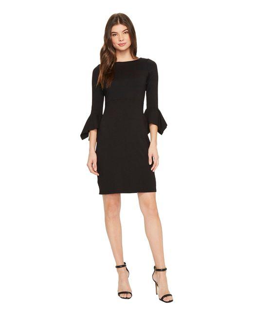 Susana Monaco - Black Riley Dress - Lyst