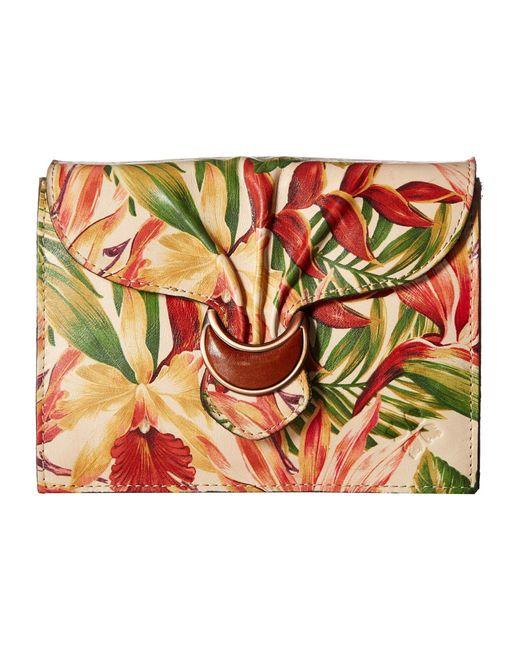 Patricia Nash | Multicolor Van Sannio Trifold Clutch | Lyst