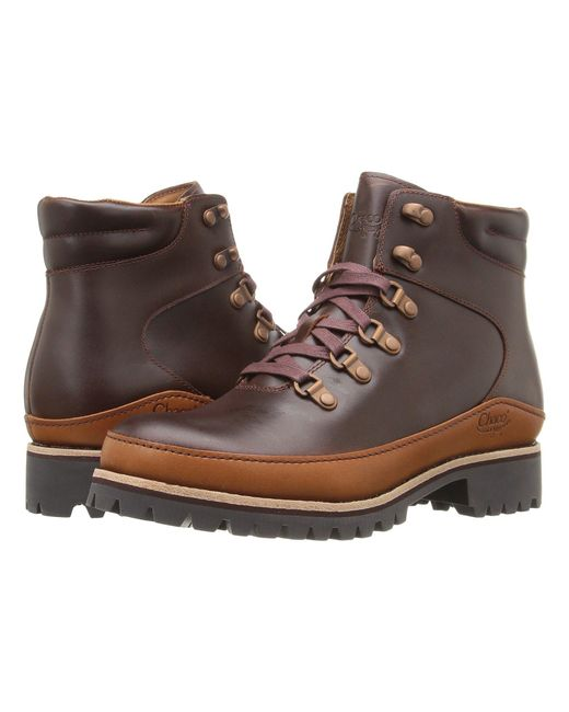 Chaco - Brown Fields for Men - Lyst