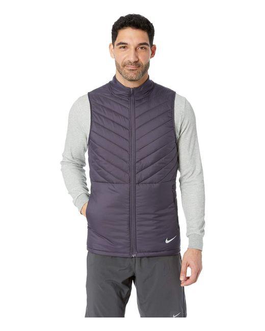 5419ce2cd2 Nike - Multicolor Aerolayer Vest for Men - Lyst ...