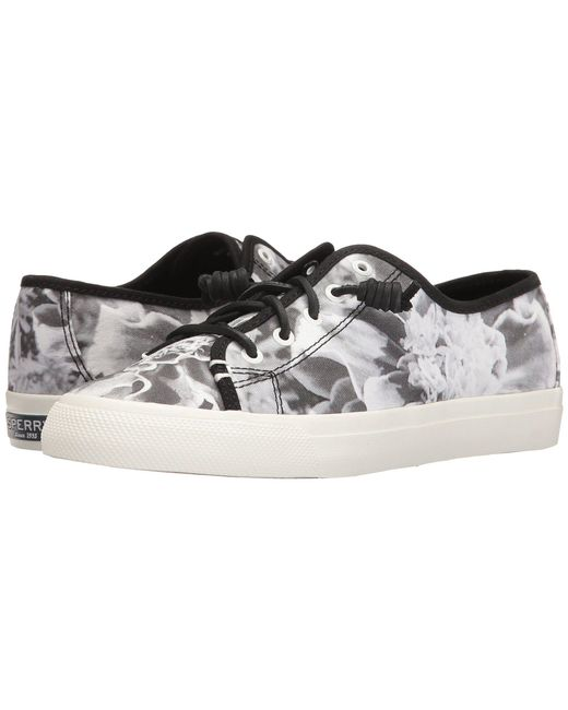 Sperry Top-Sider - Black Seacoast Floral X-ray - Lyst