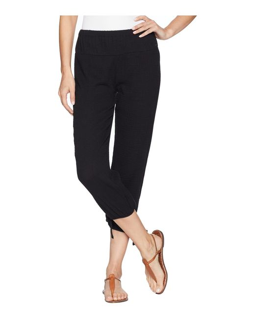 Rip Curl - Black Double Dose Pants - Lyst