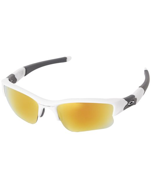 8cea2f3cd3 Lyst - Oakley Flak Jacket Xlj in White for Men