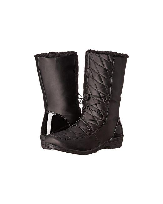 Tundra Boots - Black Leah - Lyst
