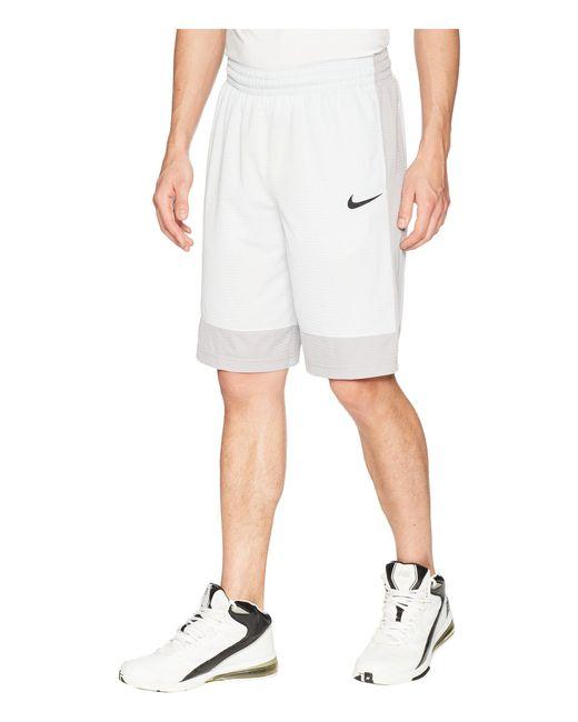 8c430e41d65c Lyst - Nike Fastbreak Basketball Short in Gray for Men - Save 23%
