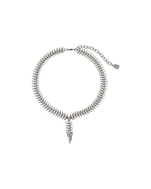 DANNIJO - Metallic Ember Necklace - Lyst