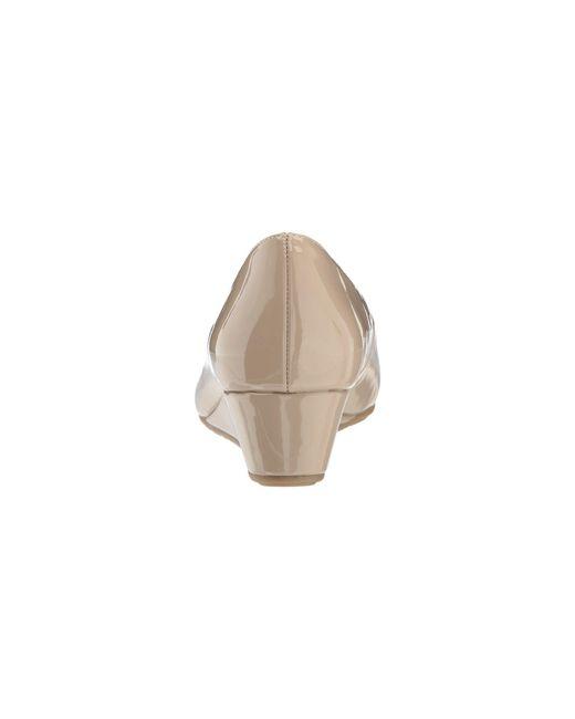 f3c2e090a18a Lyst - Bandolino Candra in Natural - Save 14.893617021276597%