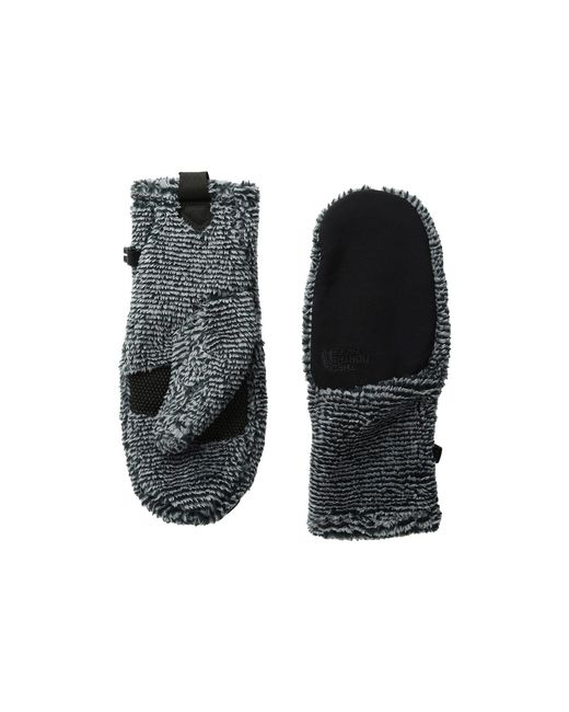 The North Face - Black Denali Thermal Mitt - Lyst