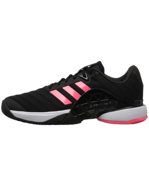buy popular 6c9da a289d ... Adidas - Black Barricade 2018 for Men - Lyst ...