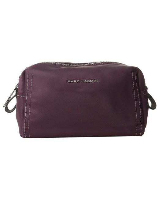 Marc Jacobs - Purple Easy Cosmetics Large Cosmetic - Lyst