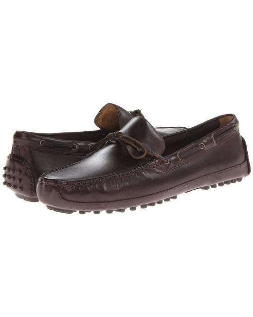 Cole Haan - Brown Grant Canoe Camp Moc for Men - Lyst