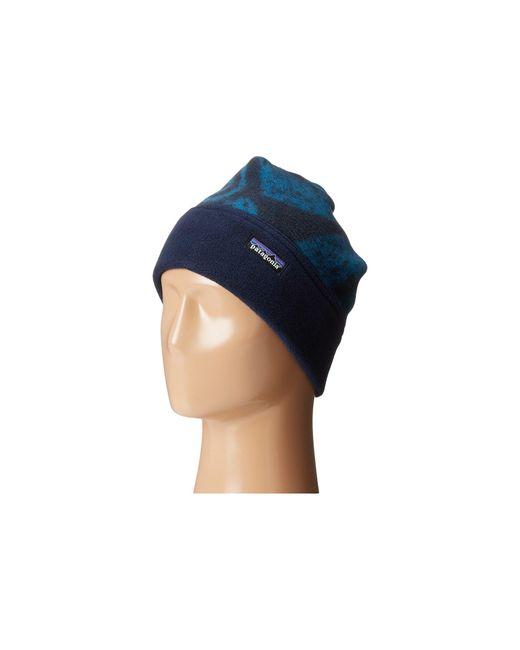 Patagonia   Blue Synch Alpine Hat   Lyst