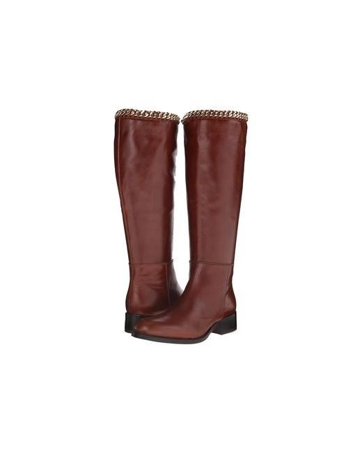Johnston & Murphy | Brown Sari Chain Boot | Lyst