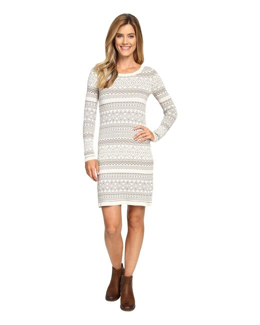 Aventura Clothing | White Clara Dress | Lyst