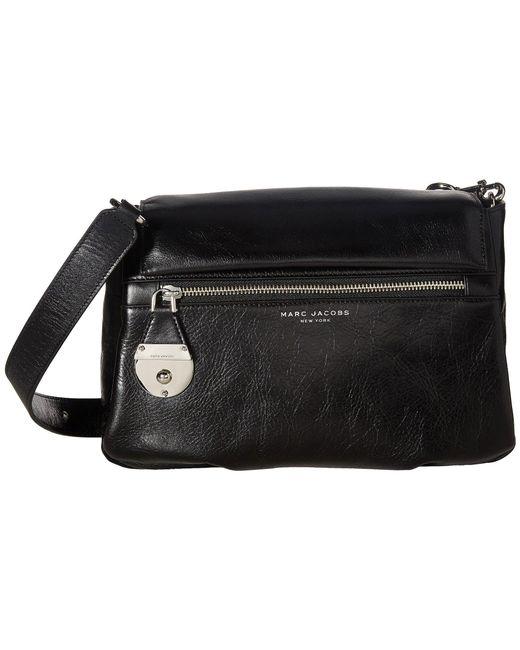 Marc Jacobs   Black The Standard Shoulder Bag   Lyst