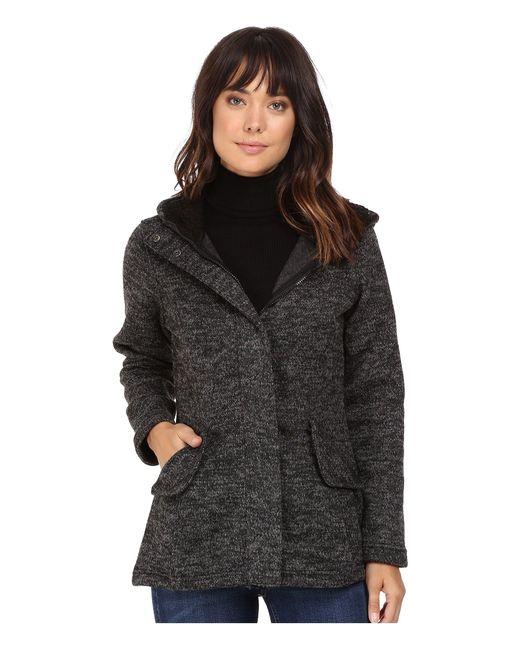 Steve Madden | Gray High-low Sweater Coat | Lyst