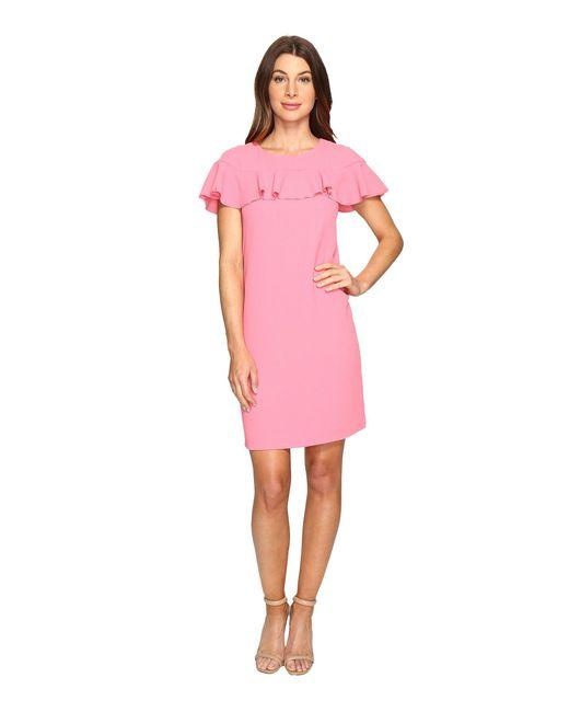 Trina Turk | Pink Splash Dress | Lyst