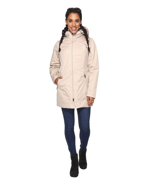 The North Face - Natural Insulated Ancha Parka - Lyst