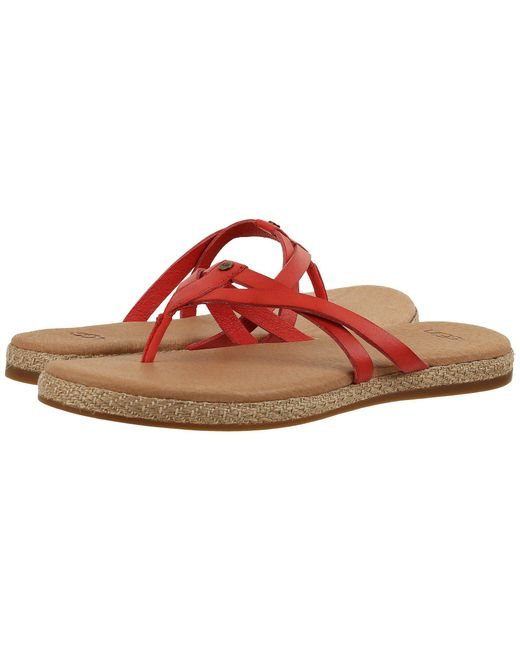 Ugg - Red Annice - Lyst