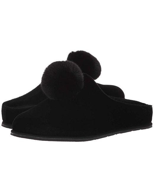BEARPAW - Tango (black Velvet) Slippers - Lyst