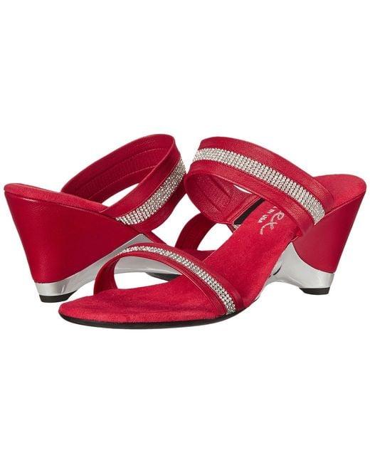 Onex - Red Stunning - Lyst