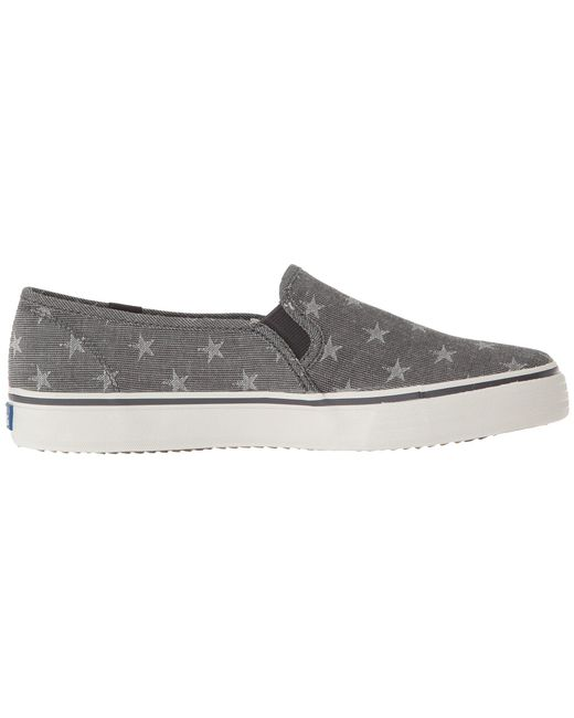 Keds Double Decker Chambray Stars (Women's) zjDS2zk