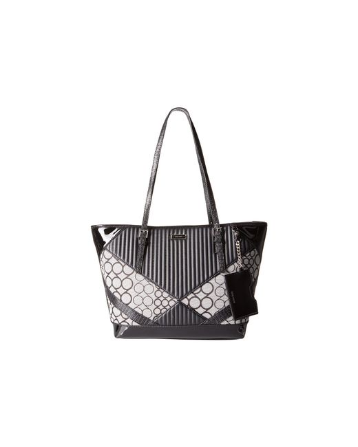 Nine West | Black Ava Tote | Lyst