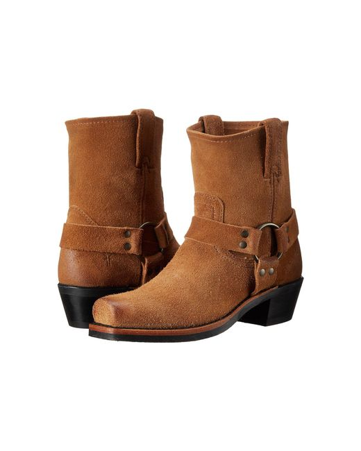 Frye - Brown Harness 8r - Lyst