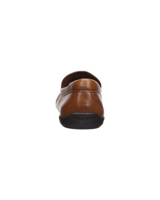 2ac4116cb88 ... Cole Haan - Brown Branson Venetian Driver Driving Style Loafer for Men  - Lyst ...