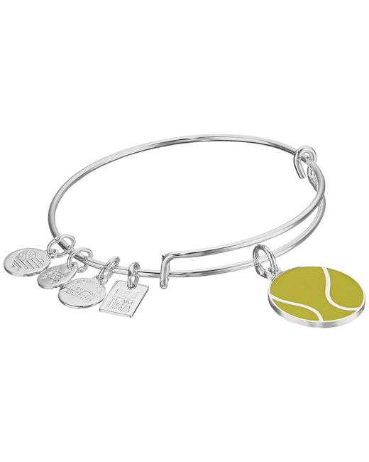 ALEX AND ANI - Metallic Team Usa Tennis Bangle - Lyst