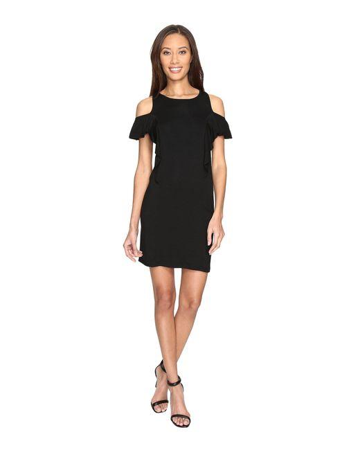 Susana Monaco - Black Dora Dress - Lyst