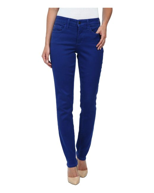 NYDJ - Blue Alina Legging Super Stretch Denim - Lyst