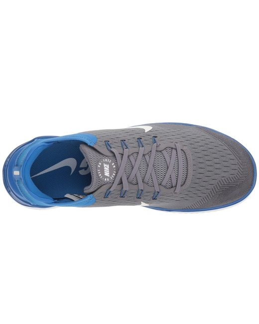 c42142664843b ... Nike - Blue Free Rn 2018 for Men - Lyst ...
