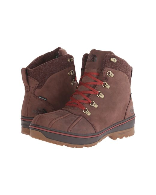 The North Face - Brown Ballard Duck Boot for Men - Lyst