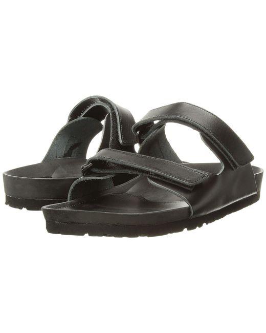 acc71ec0a Lyst - Y s Yohji Yamamoto Hook-and-loop Sandals in Black