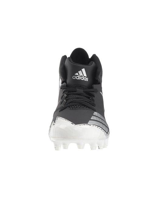 37332ce737a82 ... Adidas - Black Freak X Carbon Mid Football for Men - Lyst