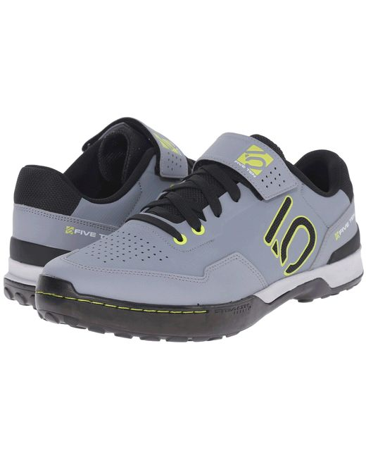 Five Ten - Multicolor Kestrel Lace (onix/solar Yellow) Men's Shoes for Men - Lyst