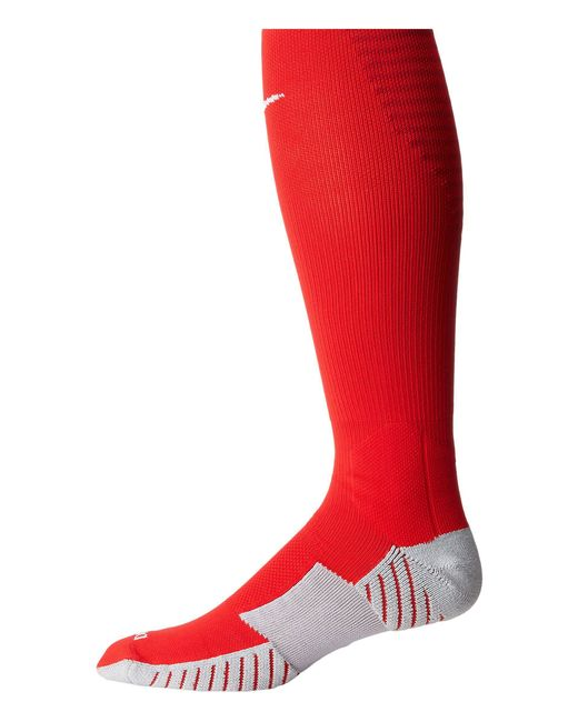 f699c4930095 Lyst - Nike Matchfit Over-the-calf Team Socks in Red