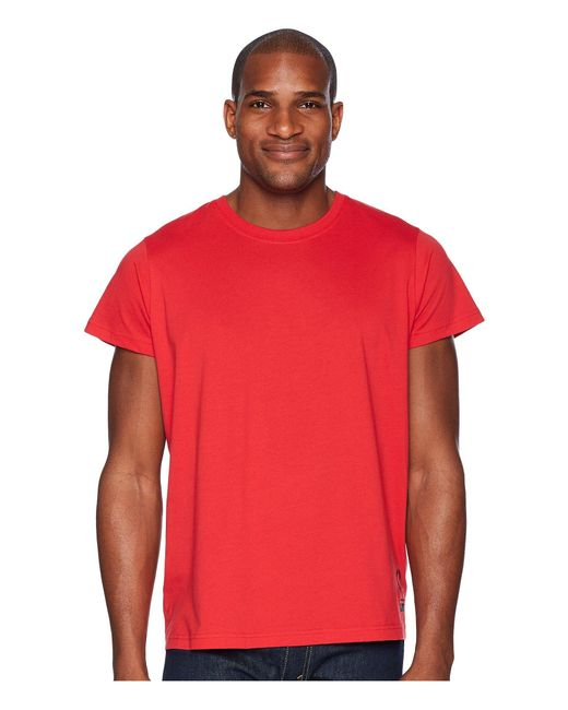 PUMA - Red X Xo By The Weekend Tee for Men - Lyst