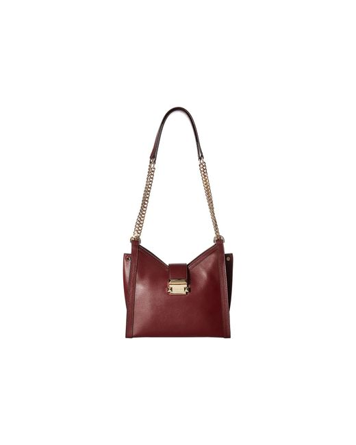 d238642d7903 MICHAEL Michael Kors - Multicolor Whitney Small Chain Shoulder Tote - Lyst  ...