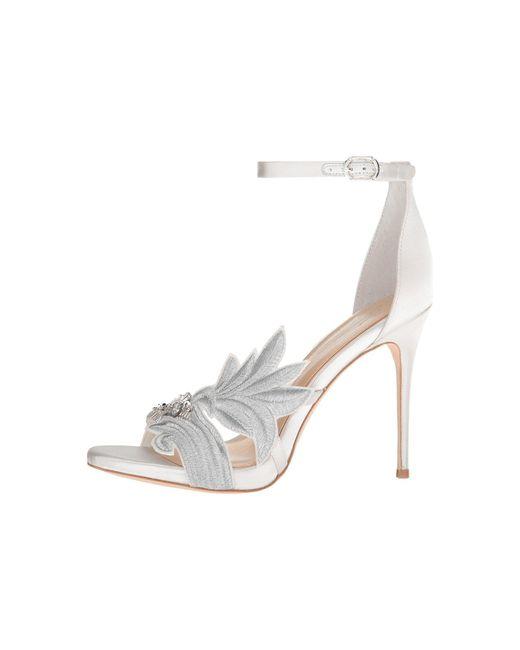 Imagine Vince Camuto DAYANARA - High heeled sandals - pure white 1msGgD3