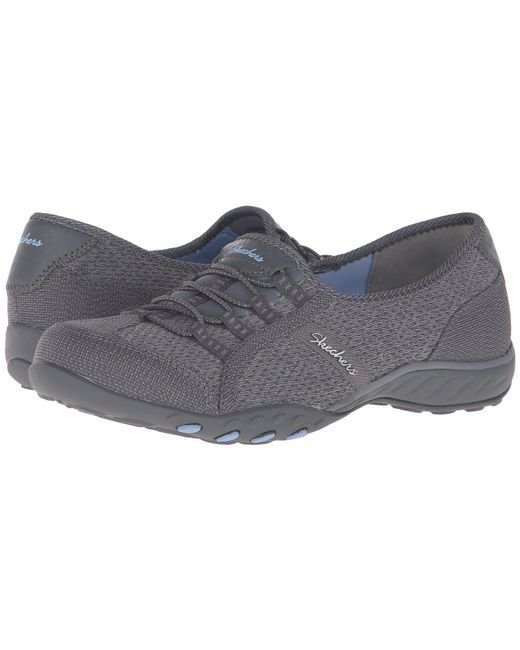 Skechers - Gray Active Breathe Easy - Save-the-day - Lyst