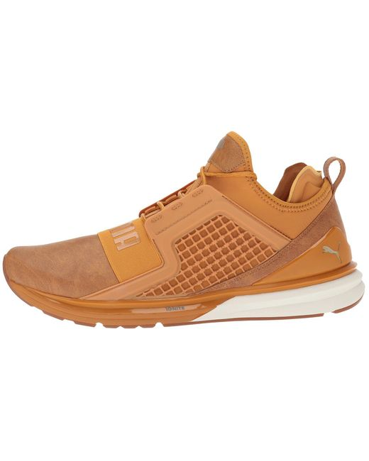 ... PUMA - Multicolor Ignite Limitless Leather for Men - Lyst ...