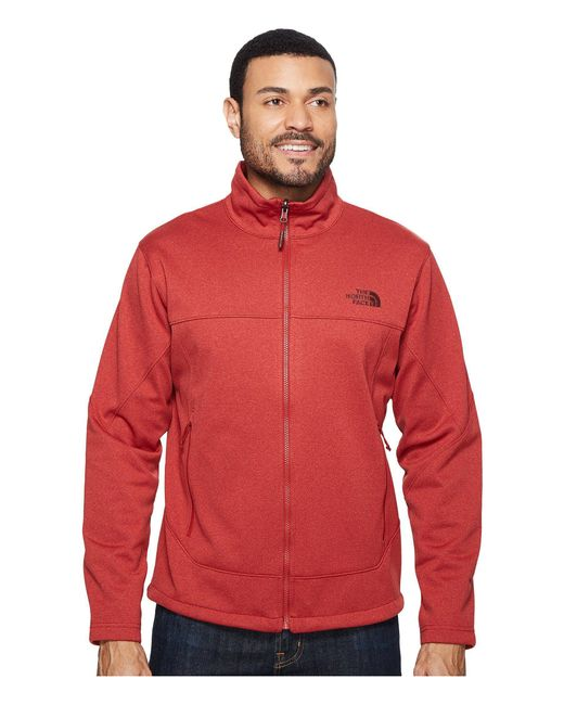 The North Face - Red Canyonwall Jacket for Men - Lyst