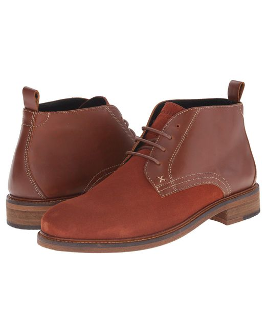 Wolverine - Brown Hensel Desert Boot for Men - Lyst